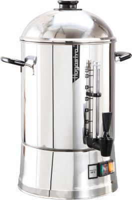 Koffieautomaat.CNS50CL+heet waterg.HWA6CL