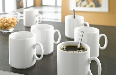 Koffiebekers Diane, 6 stuks