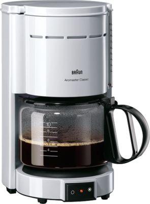 Koffiezetapparaat bruin KF47/1, zwart