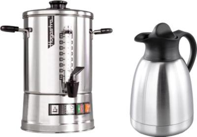 Koffiezetapparaat Hogastra® CNS 50+vacuümman, gratis.