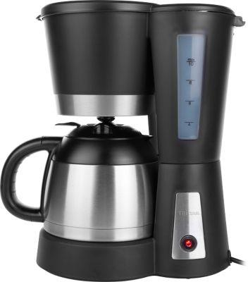 Koffiezetapparaat, met rvs isoleerkan, inhoud 1 l