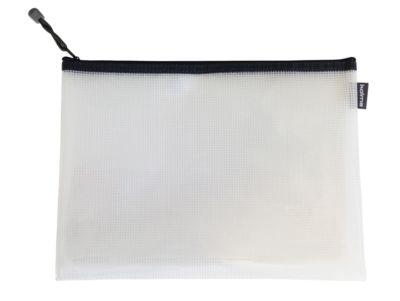 Kolma Reißverschlusstasche Kolma Mesh Bag, A4, wasserabweisend