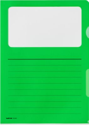 Kolma Visa Dossier Script DIN A4, grün, 10 Stück