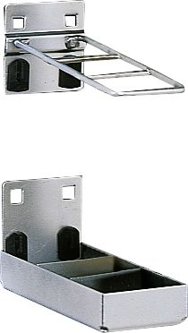 Kombihalter, komplett, B 55 x T 150 mm