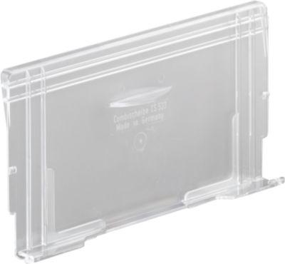 Kombischeibe für Sichtlagerkasten LF 533, herausnehmbar