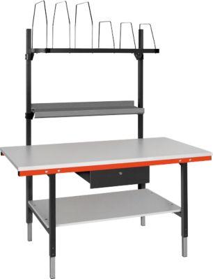 Komplett-Packplatz System 1600/1