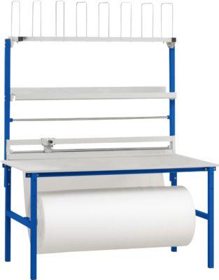 Komplett-Packtisch I, 1600 mm breit