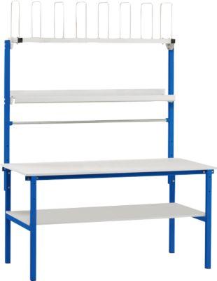 Komplett-Packtisch II, 1600 mm breit