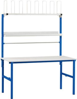 Komplett-Packtisch III, 1600 mm breit