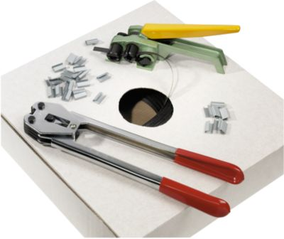 Komplettangebot Kunststoffband-Umreifungssystem KO 46