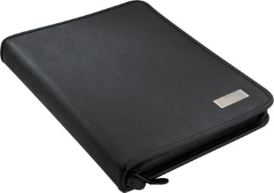 Konferenzmappe, DIN A4, Kunststoff