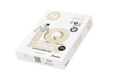 Kopieerpapier Mondi IQ Premium, DIN A4, 80 g/m², hoog wit, 1 verpakking = 500 vellen