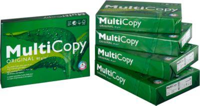 Kopieerpapier MultiCopy, DIN A4, 80 g/m², hoog wit, 1 verpakking = 500 vellen