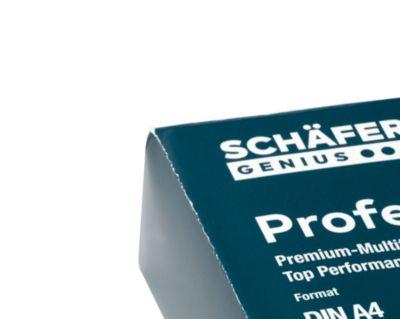 Kopieerpapier Schäfer Shop CLIP PRINTECH, DIN A4, 80 g/m², hoog wit, 1 verpakking = 500 vellen