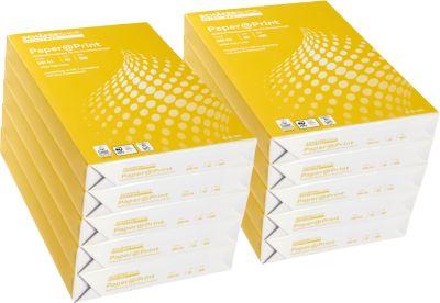 Kopieerpapier Schäfer Shop Paper@Print, DIN A4, 80 g/m², wit, 2 doosjes = 10 x 500 vellen