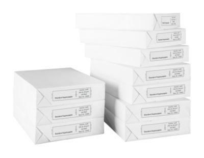 Kopieerpapier SCHÄFER SHOP Standard, A4-formaat, 80 g/m², wit, 1 doos = 10 x 500 vellen
