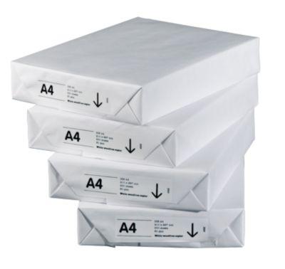 Kopierpapier Standard White Box, DIN A4, 80 g/m², weiß, 1 Paket = 500 Blatt