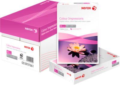 Kopierpapier Xerox Colour Impressions, DIN A4, 80 g/m², reinweiß, 1 Paket = 500 Blatt