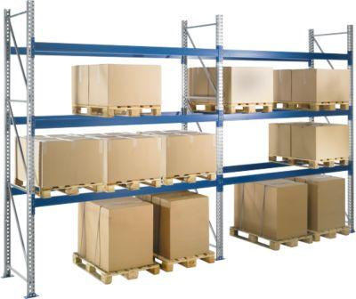 Kpl.-Angebot Grundfeld PR 350, Paneele, 1800x3600x1050 mm