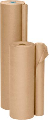 Kraft pakpapierrol, b 1000 cm x l 10 m, rol
