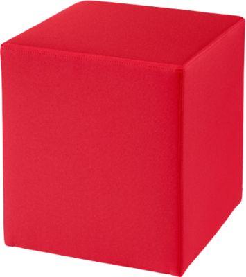 Krukje Wall In, b 410 x d 410, rood