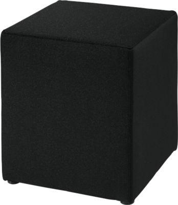 Krukje Wall In, b 410 x d 410, zwart