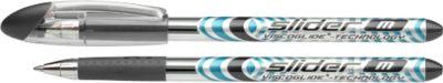 Kugelschreiber SCHNEIDER slider M, schwarz, 10 Stück