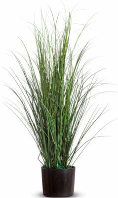 Kunstpflanzen PAPERFLOW Gras, aus PVC, inkl. Kunststofftopf, 80 cm