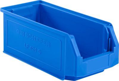 Kunststof bakken LF 421, 7.8 l, blauw