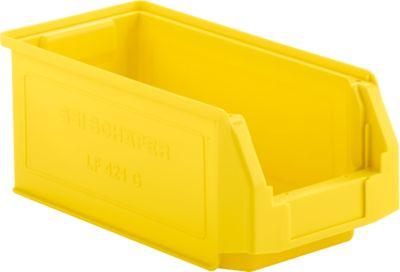 Kunststof bakken LF 421, 7.8 l, geel