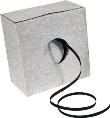 Kunststof band in houder (karton), 13 mm, 1200 mm lang