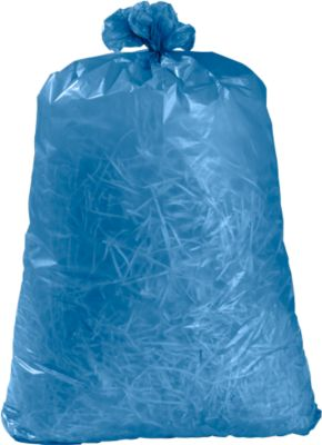 Kunststoff-Abfallsäcke, 100 Stück, 120 L