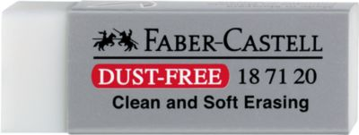 Kunststoff-Radierer DUST-FREE