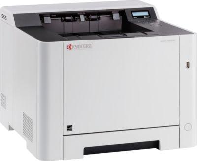 Kyocera Farblaserdrucker ECOSYS P5026cdw, WLAN, sehr günstige Betriebskosten