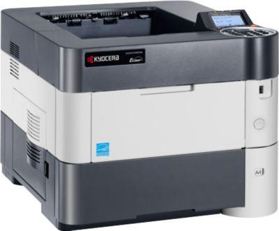 Kyocera Laserdrucker ECOSYS P3055dn, S/W-Laserdrucker, 55 Seiten/Minute