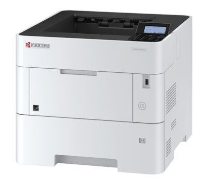 Kyocera Laserdrucker P3155dn/KL3, A4, 1.200 x 1.200 dpi, 55 S./min, 500.000 Seiten Laufleistung, weiß