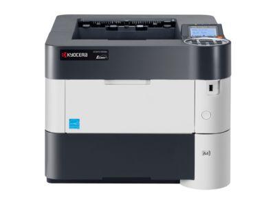 Kyocera S/W-Laserdrucker ECOSYS P3050dn, 50 S./Min., extrem langlebige Druckeinheit
