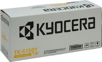 KYOCERA TK-5150Y Tonerkassette, gelb