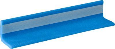 L-vormige beschermprofielen 75 x 100 mm, met kleefstrook,  105 stuks