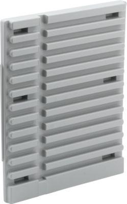 Ladehouder, TFH-S45, 2 stuks, grijs, niet geleidend