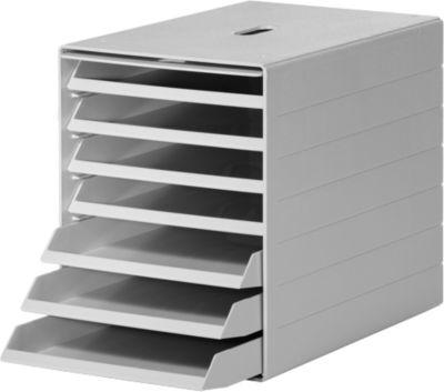 Ladenbox 'Idealbox Plus', grijs