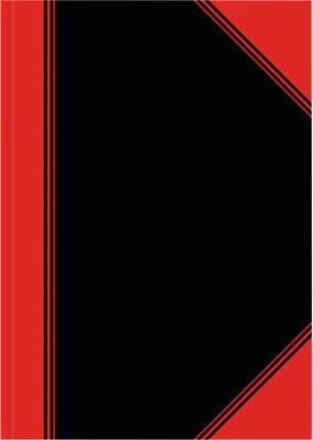 Landré Notitieboek China-Kladde, A4, geruit, 96 vellen, 6 stuks