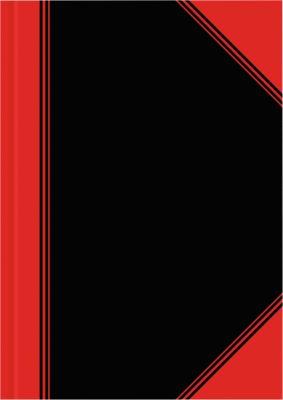 Landré Notitieboek China-Kladde, A5, geruit, 96 vellen, 6 stuks