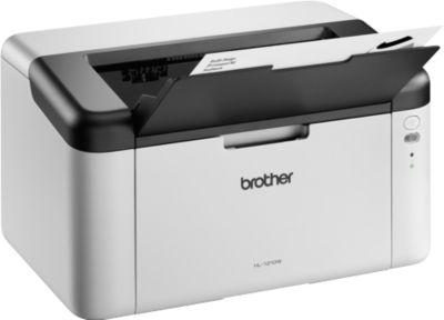 Laserdrucker Brother HL-1210W, WLAN, Schwarzweiß-Drucker, 20 Seiten/Minute
