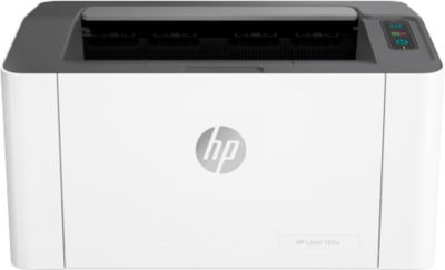 Laserdrucker HP Laser 107w, schwarz-weiß, WLAN, 1.200 x 1.200 dpi, bis A4