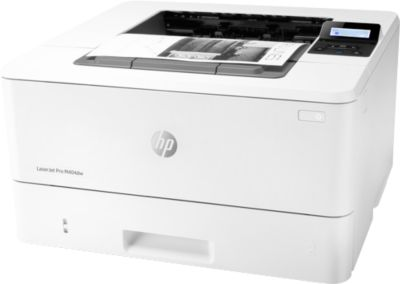 Laserdrucker HP LaserJet Pro M404dw, schwarz-weiß, USB/Kabel/Wi-Fi, Duplex, bis A4