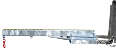 Lastarm für Gabelstapler, 1600-1,0, verzinkt