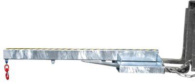 Lastarm für Gabelstapler, 1600-2,5, verzinkt