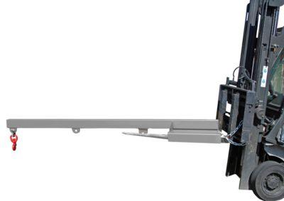 Lastarm für Gabelstapler, 2400-2,5, grau RAL 7005