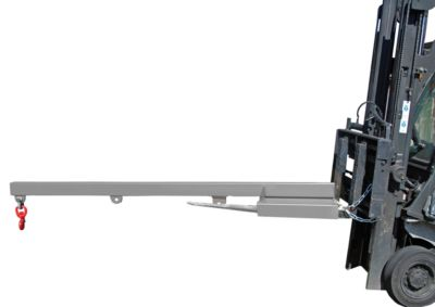 Lastarm für Gabelstapler, 2400-5,0, grau RAL 7005